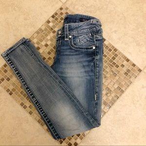Vigoss The Dallas Super Skinny Jeans